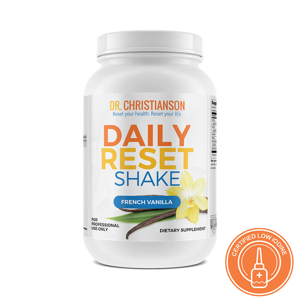 2 Daily Reset Shakes – MRD Program Offer