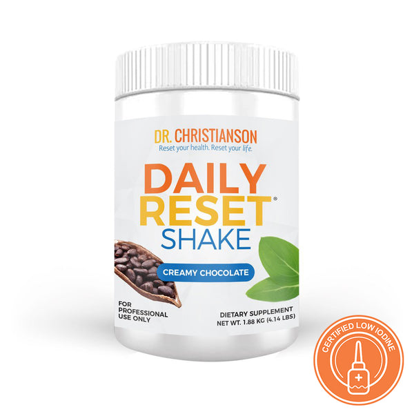 Chocolate Daily Reset Shake