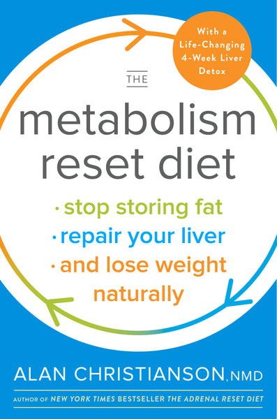 Metabolism Reset Diet Hardcover Book