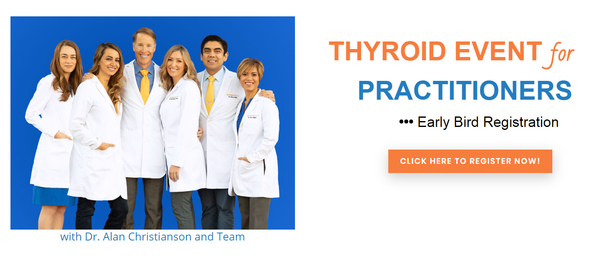 Thyroid Event for Practitioners Early Bird