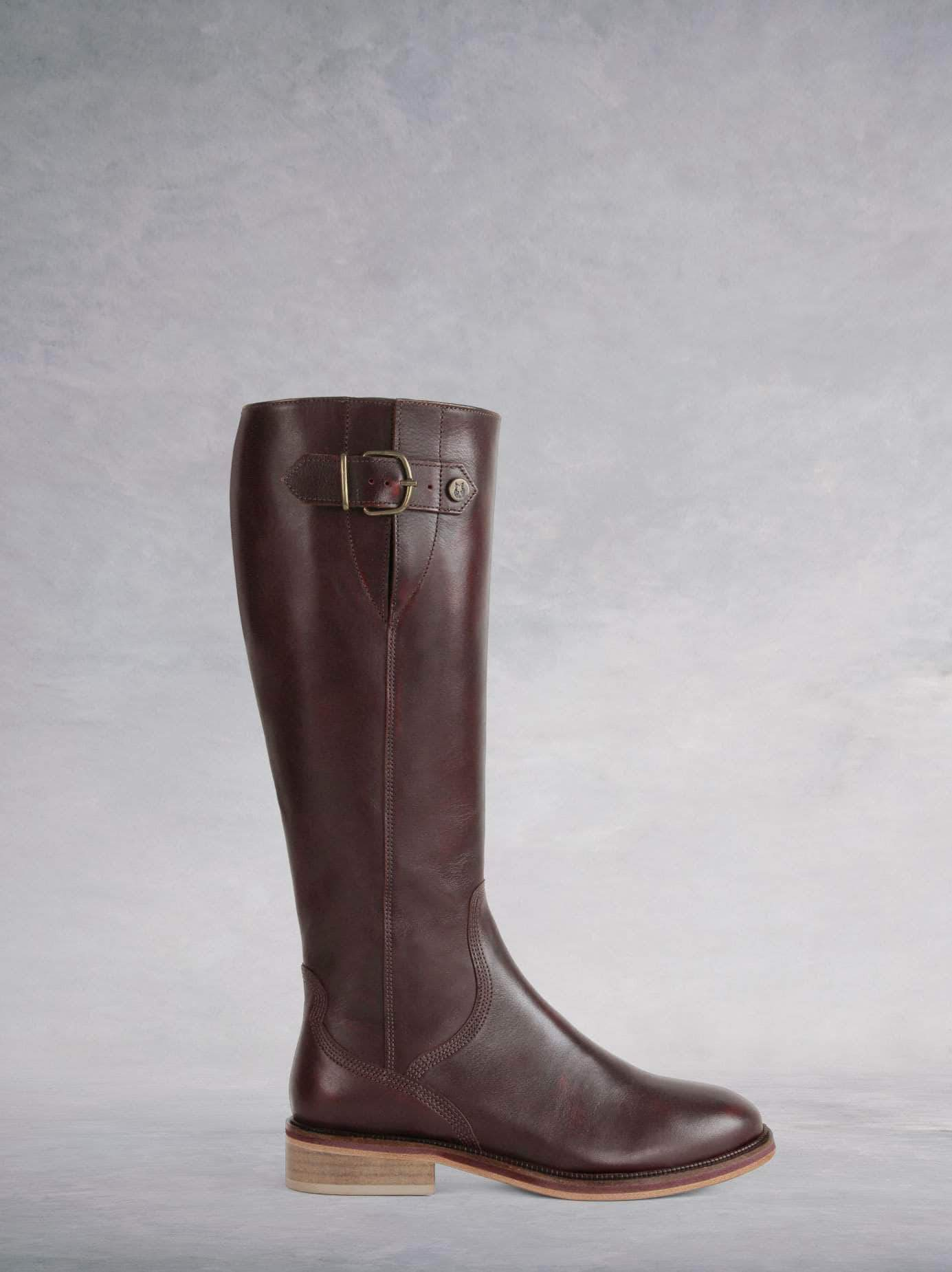 Joiners Conker Brown Leather - Everyday classic leather boot.
