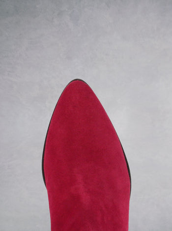 Crest Red Suede - Past season - Now under $150.