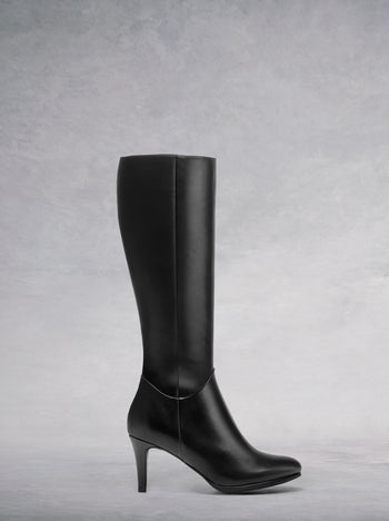 Luna Black Leather - Past season - Now under $150.