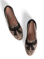 Milford - Leopard Suede