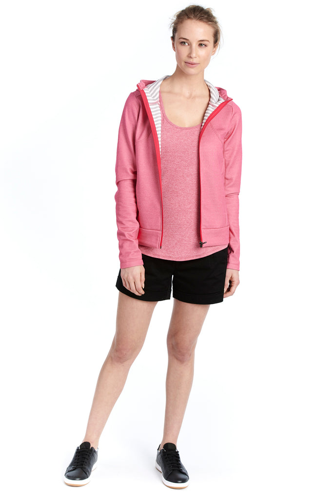 UNITE HOODED CARDIGAN