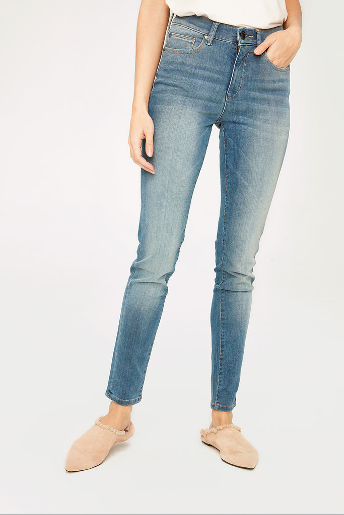 SKINNY LONG YOGA JEANS