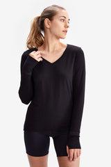 KUMA LONG SLEEVE TOP