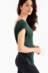 ASSENT SHORT SLEEVES TOP