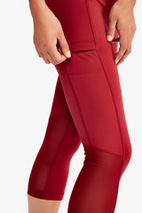 BURST CAPRIS HIGH WAIST LEGGING