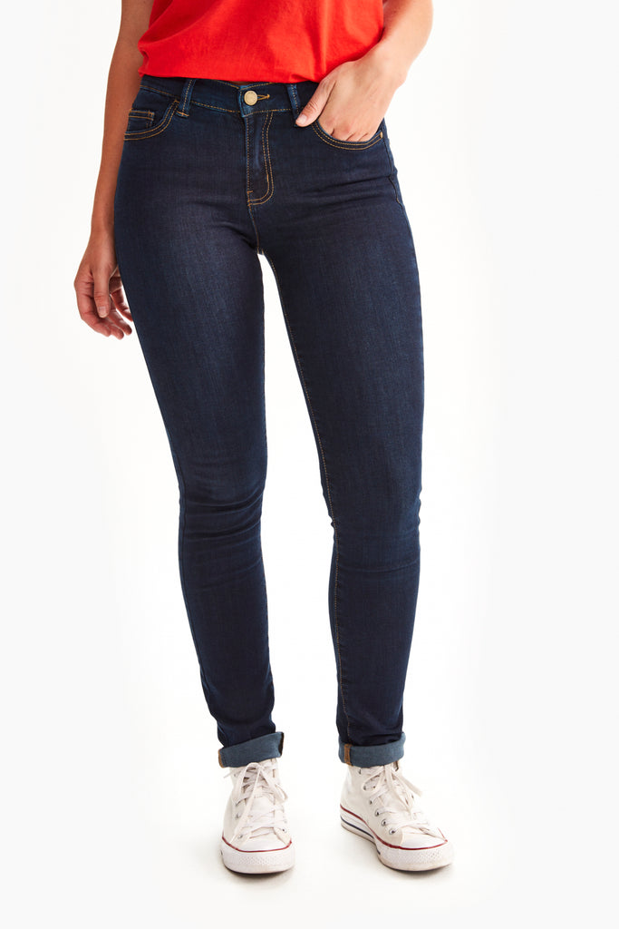 SKINNY LONG  REGULAR JEANS