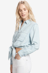 SASHA  BUTTON DOWN SHIRT