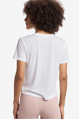 MOOREA SHORT SLEEVE TOP