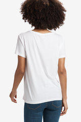 BILLIE ROUND NECK TOP