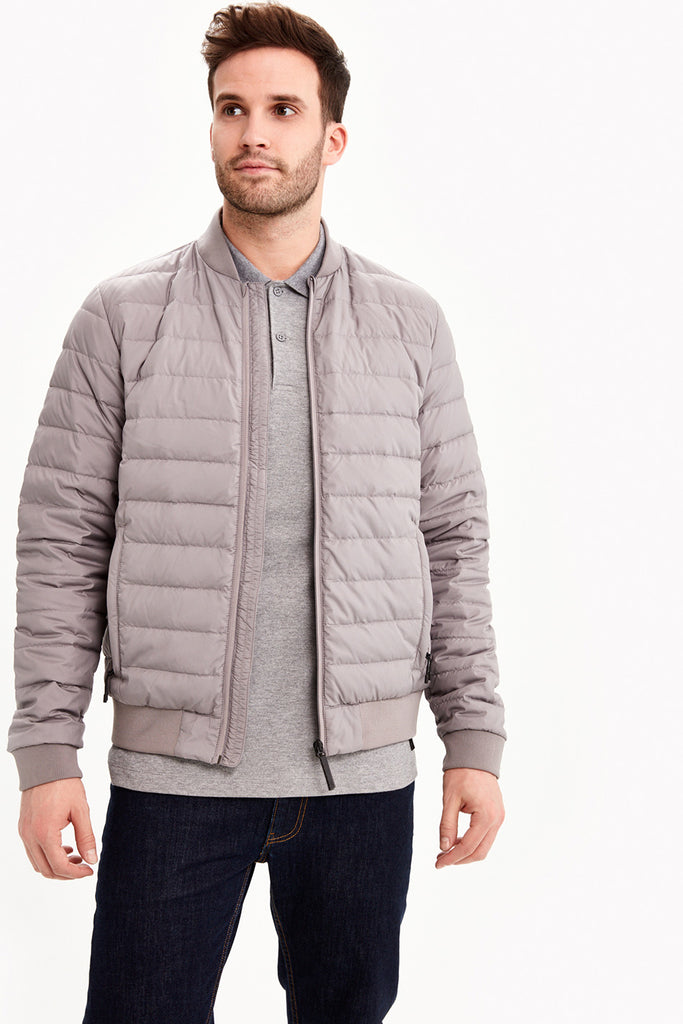 GRANT PACKABLE JACKET