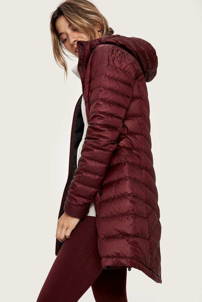CLAUDIA PACKABLE JACKET