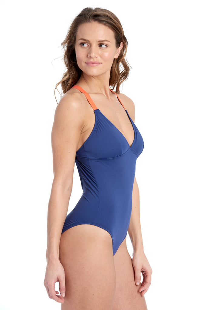 MADEIRELLA SWIM ONE-PIECE