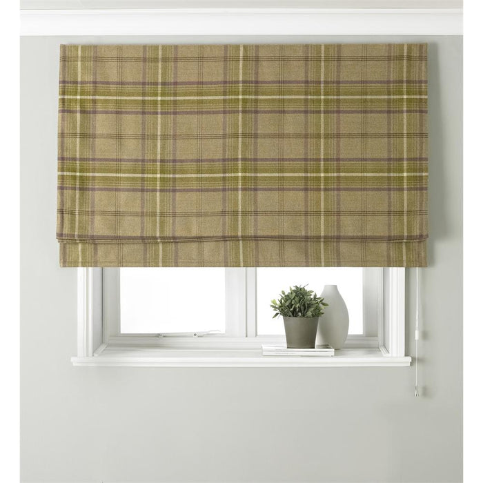 Blinds, Riva Home, Riva Home Aviemore Roman Blind - from thebeddingbox.co.uk