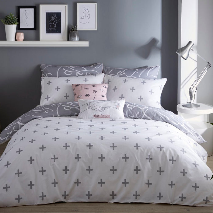 Duvet Covers, Appletree, Appletree Muse Duvet Cover Set - from thebeddingbox.co.uk