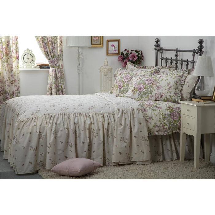 Bedspreads, Belledorm, Country Dream Rose Boutique Bedspread - from thebeddingbox.co.uk