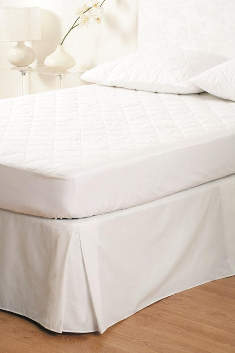 Mattress Protector, Belledorm, Belledorm Superior Quilted Anti-Allergy Waterproof Mattress Protector - from thebeddingbox.co.uk