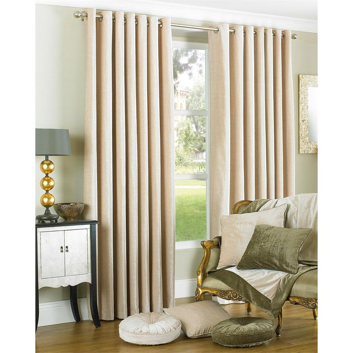 Curtains, Riva Home, Riva Home Wellesley Eyelet Curtains - from thebeddingbox.co.uk