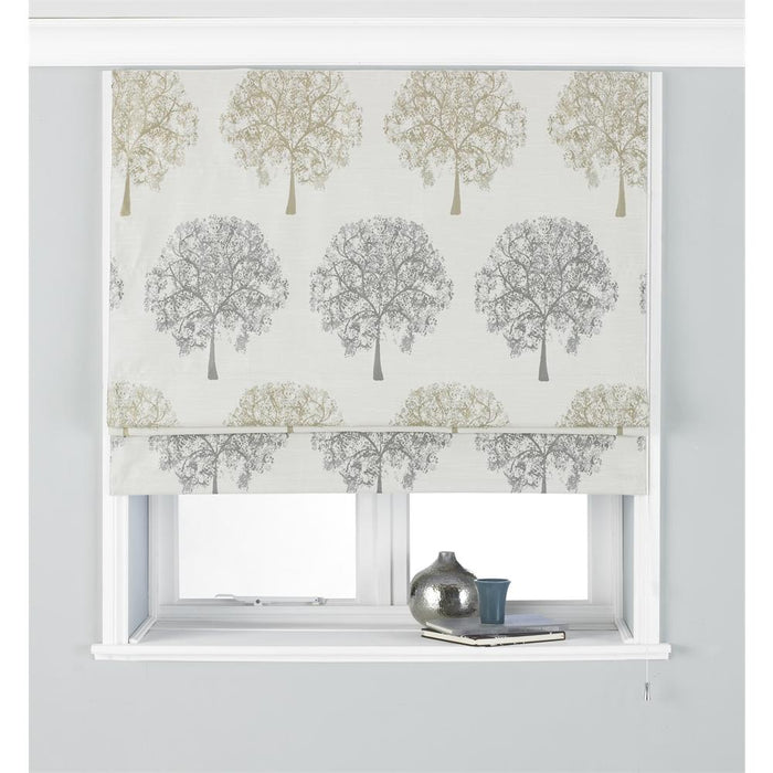 Blinds, Riva Home, Riva Home Oakdale Roman Blind - from thebeddingbox.co.uk