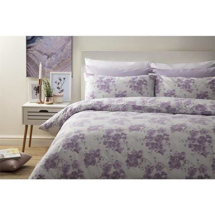 Duvet Cover, Belledorm, Belledorm Dahlia Duvet Cover Set - from thebeddingbox.co.uk