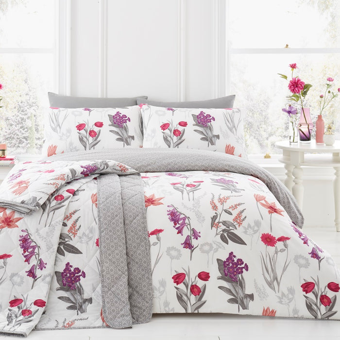 Duvet Cover, Dreams n Drapes, Dreams n Drapes Ingrid Duvet Cover Set - from thebeddingbox.co.uk