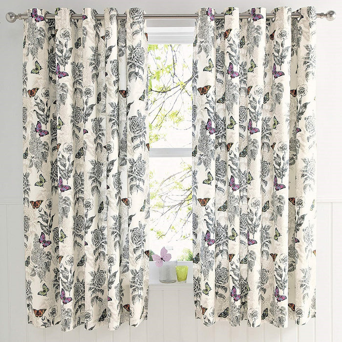 Curtains, Dreams n Drapes, Dreams n Drapes Aviana Lined Curtains - from thebeddingbox.co.uk