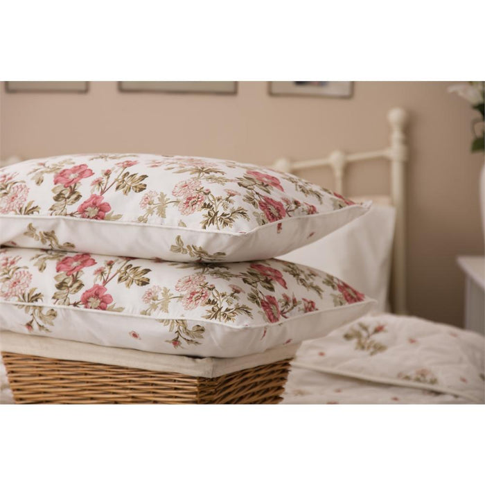 Housewife, Belledorm, Belledorm Wild Rose Country - Pillowcases (Pair) - from thebeddingbox.co.uk