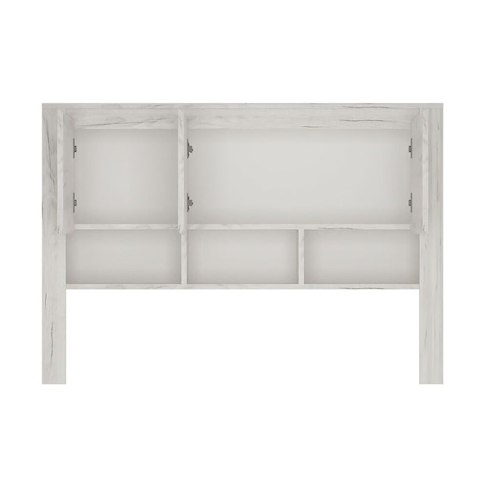 Shelving Units, thebeddingbox, Angel Top Unit for Desk - White - from thebeddingbox.co.uk