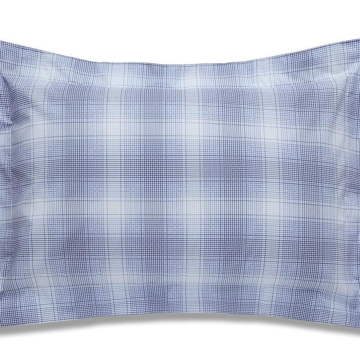 Oxford, Bianca Cotton Soft, Bianca Cotton Soft Check Oxford Pillowcases - from thebeddingbox.co.uk
