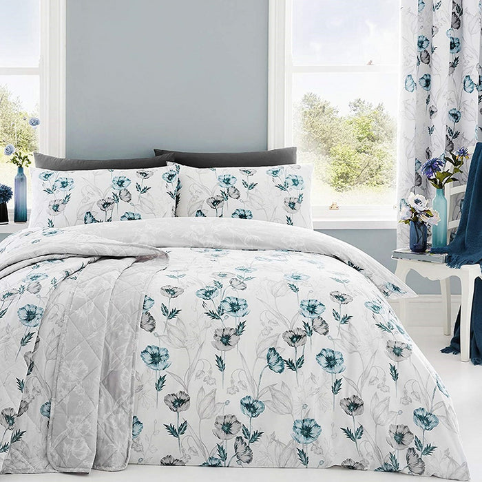 Bedspreads, Dreams n Drapes, Dreams n Drapes Fliss Bedspread - 230x195cm - from thebeddingbox.co.uk