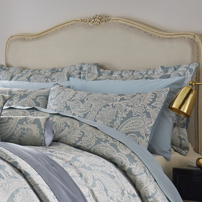 Pillowshams, Catherine Lansfield, Catherine Lansfield Opulent Jacquard Pillowshams - from thebeddingbox.co.uk