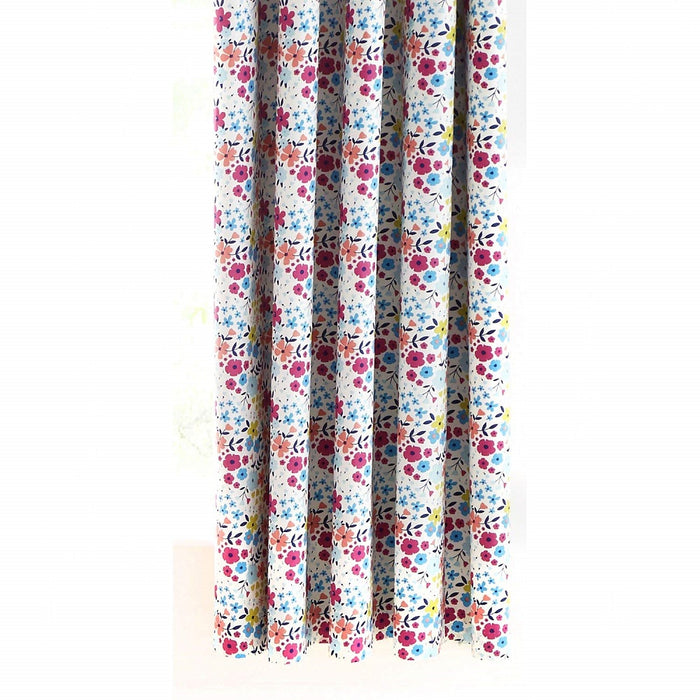 Kids Bedroom Accessories, Bedlam, Bedlam Joy Eyelet Lined Curtains - from thebeddingbox.co.uk