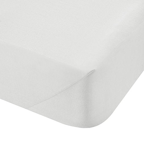 Fitted Sheet, Catherine Lansfield, Catherine Lansfield 500 Thread Count Natural Fitted Sheet - King - from thebeddingbox.co.uk