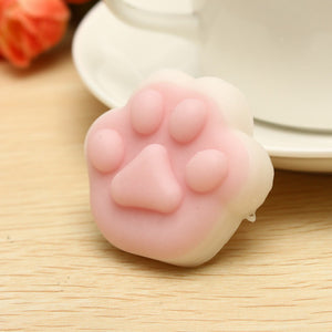 "Patte de Chat Moelleuse ""Squishy"" Anti Stress"