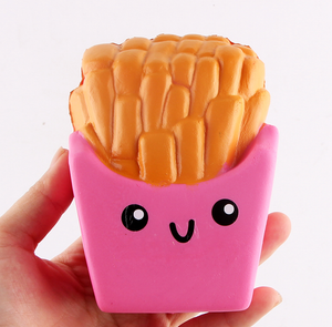 Frites Kawaii Squishy XXL (2 coloris)