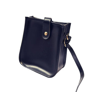 Retro Satchel Cross Body