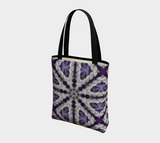 Tote Bag - Crystal Violet