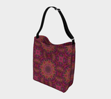 Day Tote Shoulder Bag - Lace Dream