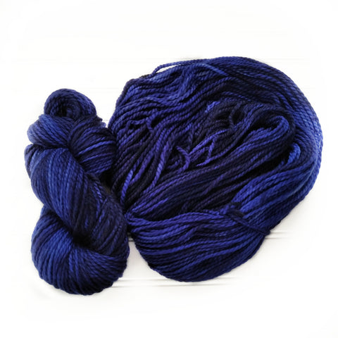 Cozy Chunky hand dyed Yarn