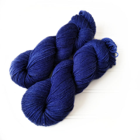 Kid Lux Smooth Dk - Rich Blue