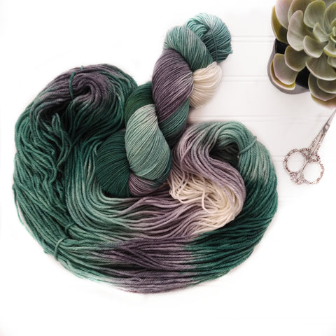 Softy Worsted - Cool Spruce