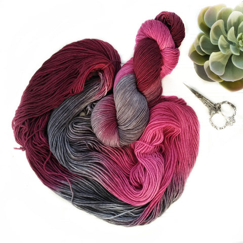 Wine Party - Softy Worsted
