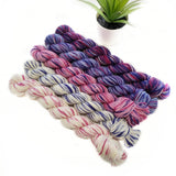 Mini Skein Set of 5 - One Time