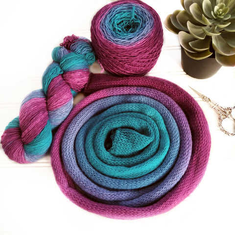 Sock Yarn Blank - In The Day