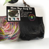 Knitting Kit - Warm Hugs Scarf