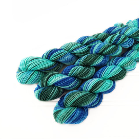 Single Mini Skein - If By Sea