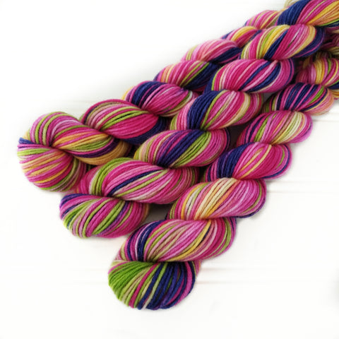 Single Mini Skein - Sonic